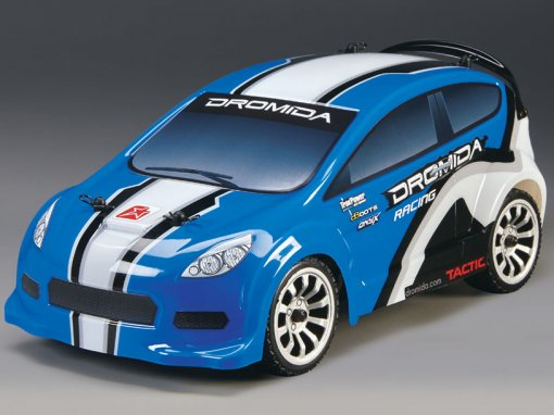 Model Dromida Rally 4WD – Zestaw RTR